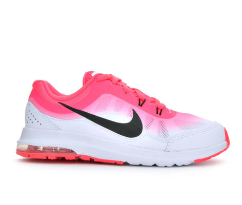 Girls' Nike Air Max Dynasty 2 10.5-3 Running Shoes