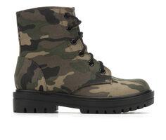 Girls' Unr8ed Little Kid & Big Kid Firm Combat Boots
