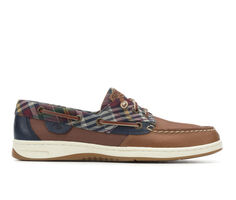 Women's Sperry Rosefish Plaid Boat Shoes