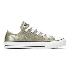 Girls' Converse Little Kid & Big Kid CTAS Glitter TPU Ox Sneakers