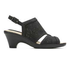 Women's Easy Street Linda Heeled Sandals