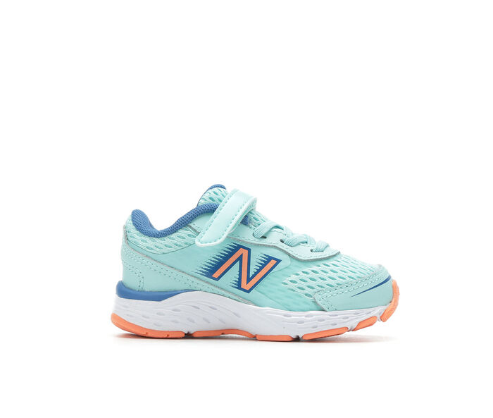 Girls' New Balance Infant & Toddler IA680LL6 Running Shoes