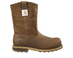 Women's Carhartt CMP1453 Welt Steel Toe Pull-On Work Boots