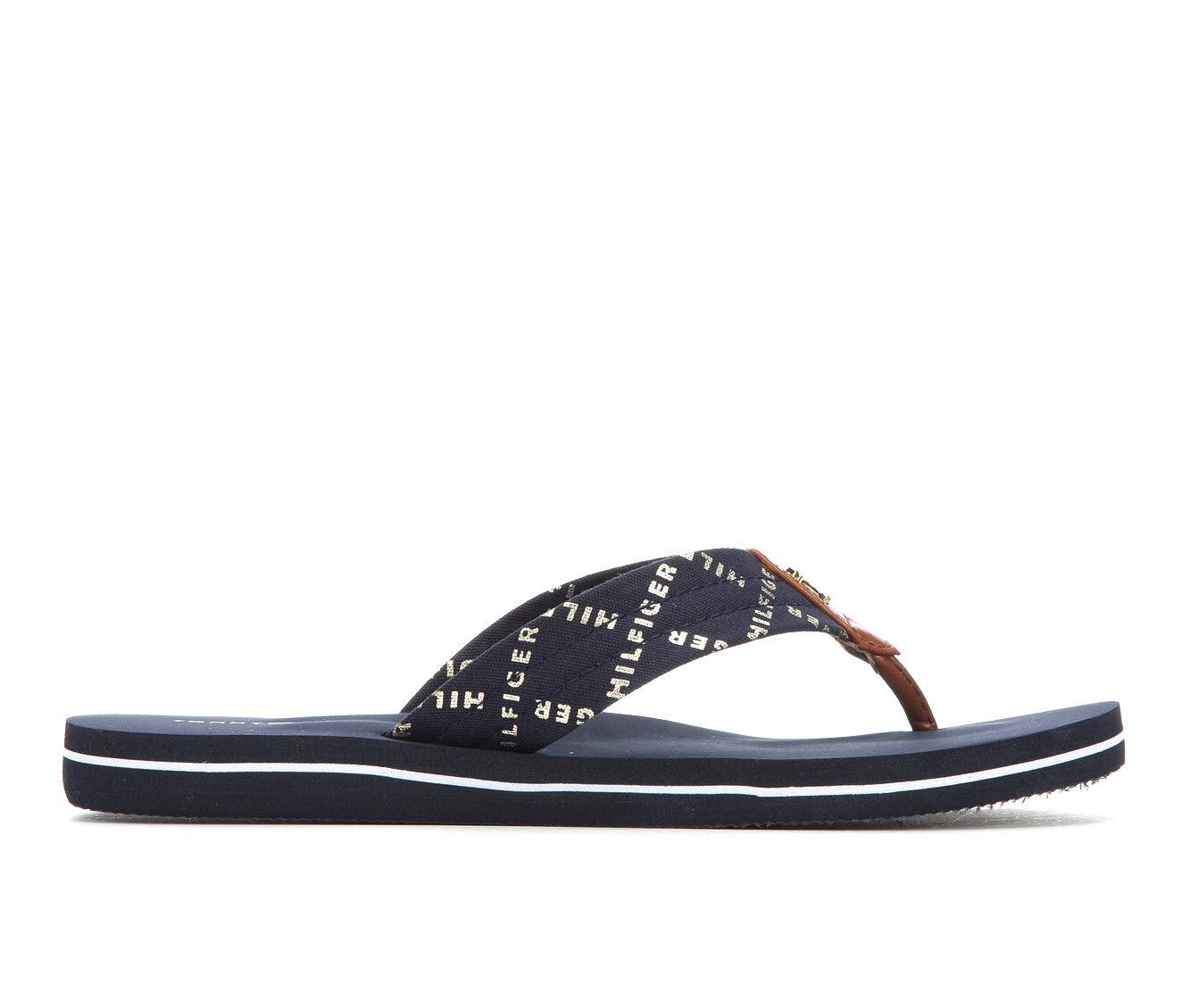 purchase comfortable Women's Tommy Hilfiger Carper2 Sandals Navy