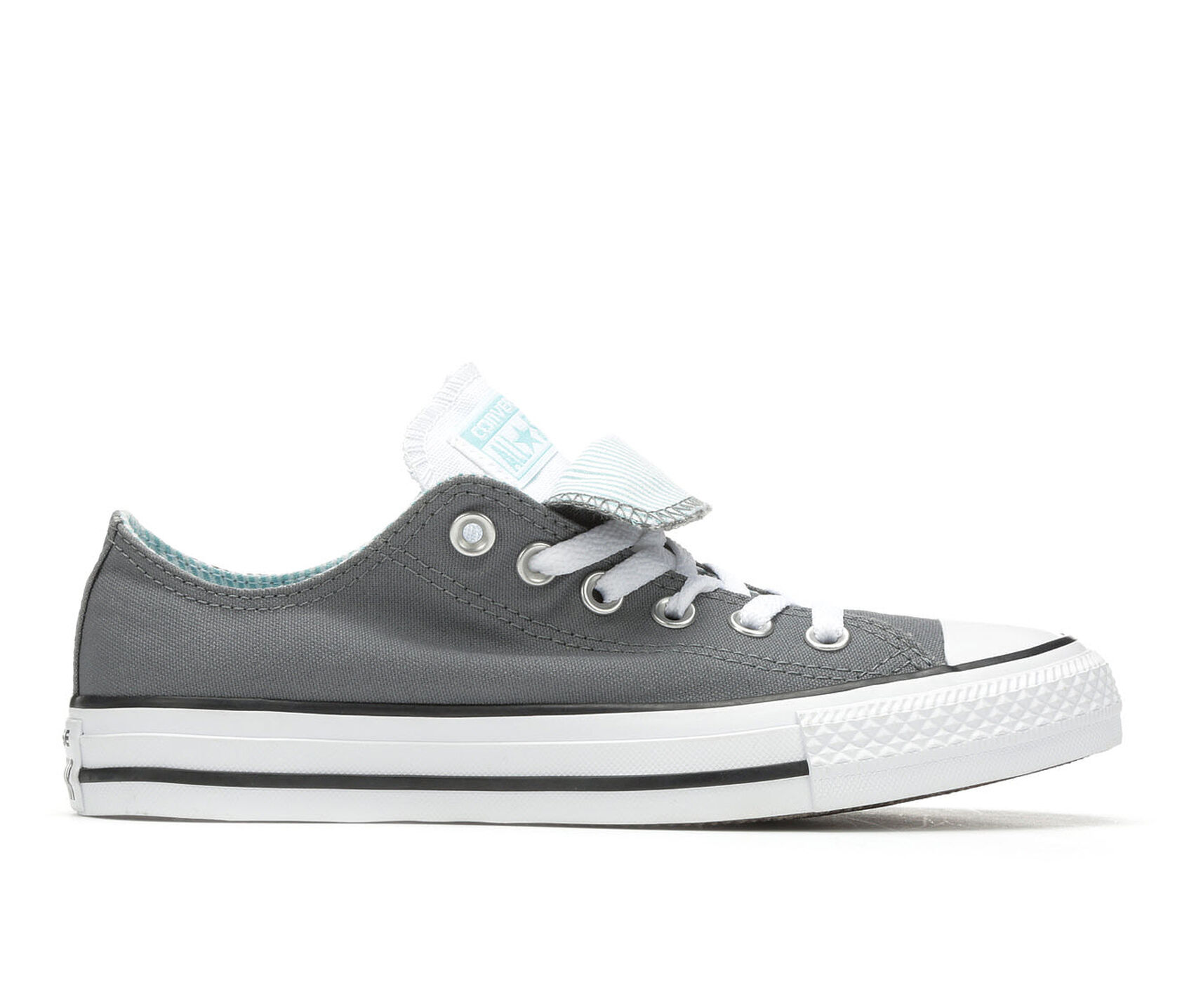 e75a9fc84c8 Women s Converse Chuck Taylor Double Tongue Stripe Sneakers