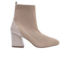 Women's Jane And The Shoe Cherry Stretch Booties