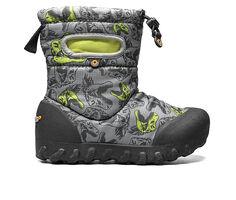 Boys' Bogs Footwear Little Kid & Big Kid B-Moc Dinos Snow Cool Dinosaur Winter Boots