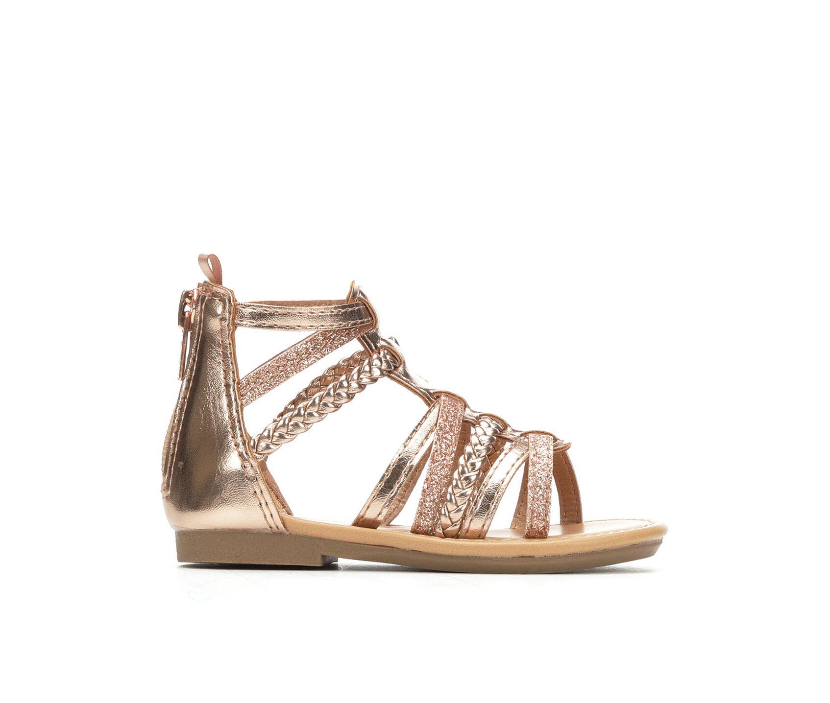 a65ef364de23 Girls' Carters Toddler & Little Kid Fenna Gladiator Sandals | Shoe ...