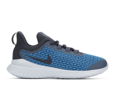 Boys' Nike Renew Rival 10.5-3 Running Shoes