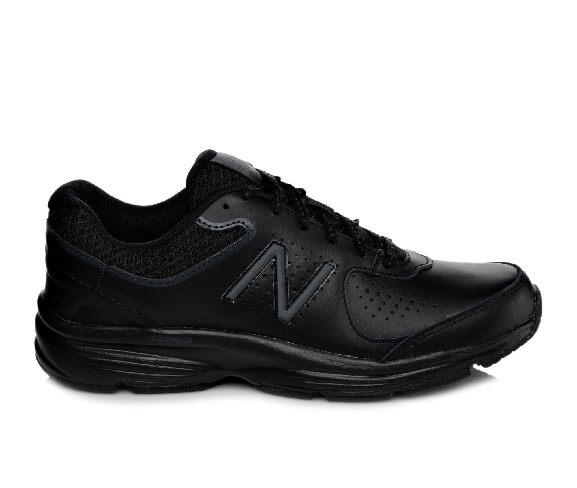 Women's New Balance WW411V2 Walking Shoes Black