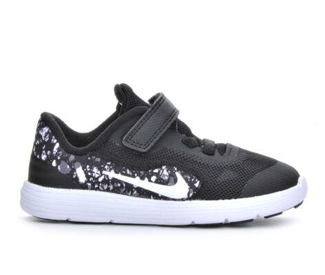 Boys' Nike Infant Revolution 3 Print Boys Athletic Shoes