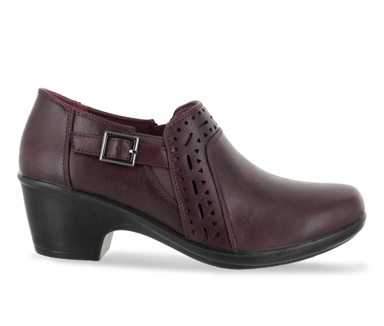 Women's Easy Street Remedy Shoes Burgundy