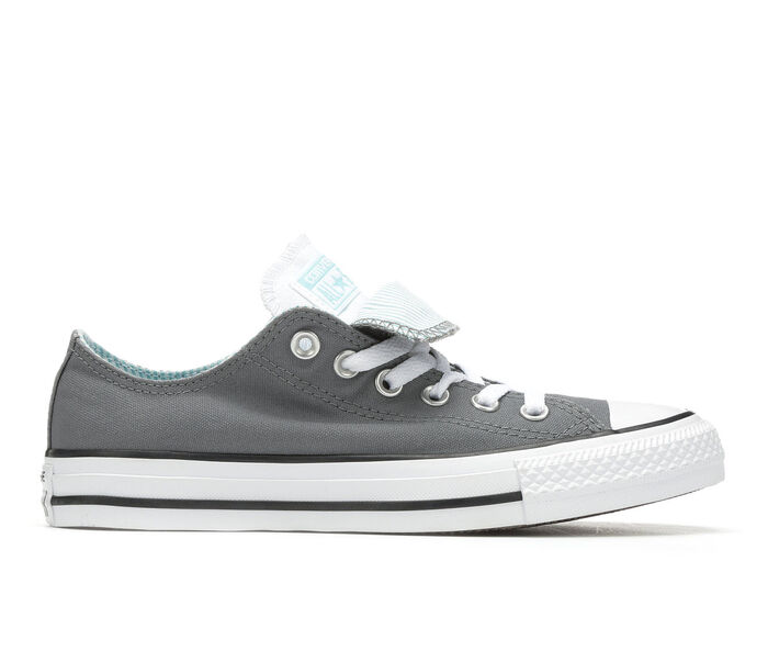 Women's Converse Chuck Taylor Double Tongue Stripe Sneakers at Shoe Carnival in Paris, TN | Tuggl