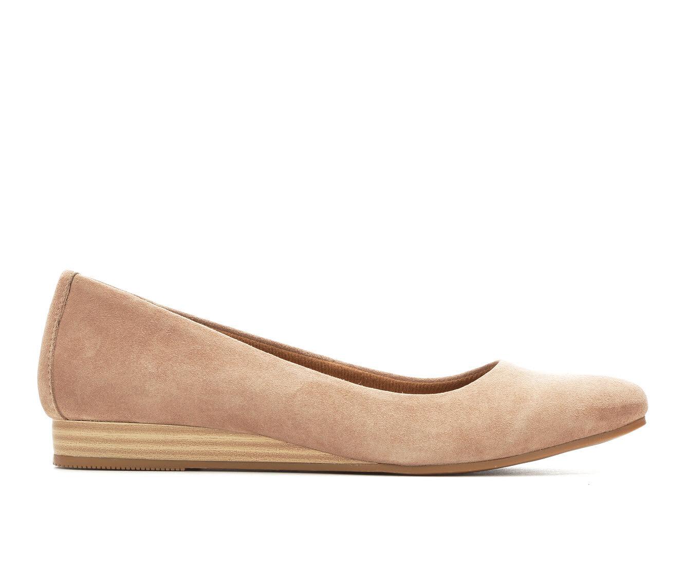Women's Vintage 7 Eight Lanie Flats Blush