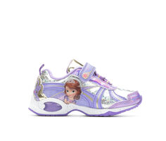 Girls' Disney Toddler & Little Kid Sophia 7 Light-Up Velcro Sneakers