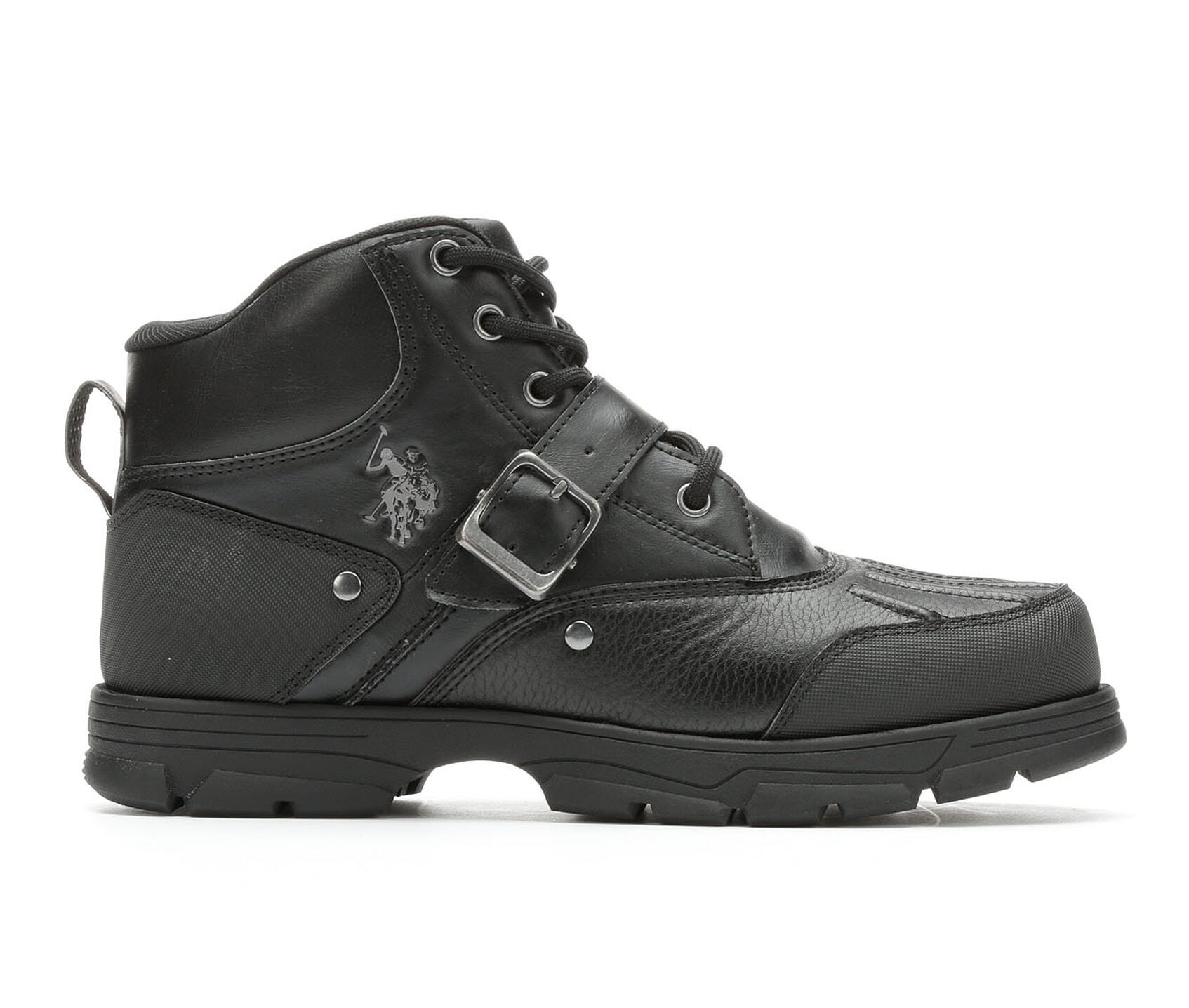 d1d97ca8e96 Men's US Polo Assn Kedge Lace-Up Boots