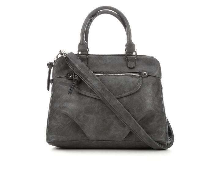Bueno Of California Rustego Satchel Handbag