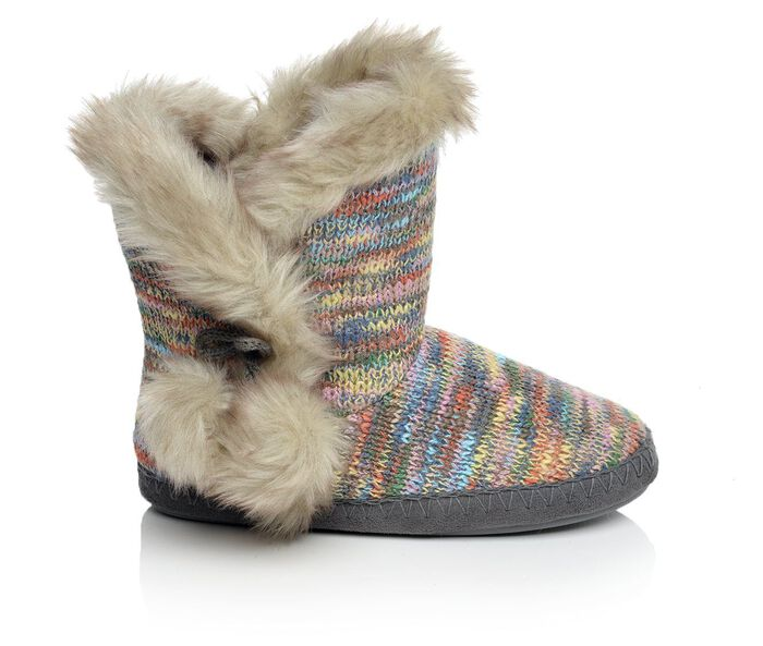 Women's Y-Not Accessories Marled Knit Boot