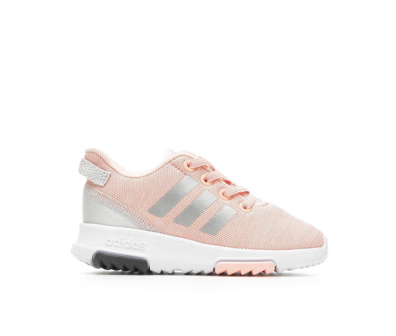 Girls\u0027 Adidas Infant \u0026 Toddler Racer TR Athletic Shoes