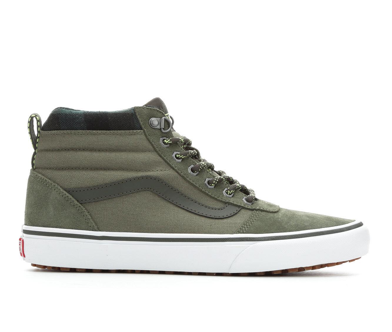 Men's Vans Ward Hi MTE Skate Shoes