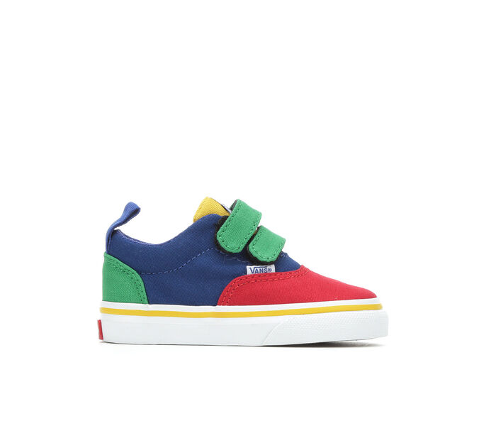 Boys' Vans Toddler Doheny Velcro Sneakers