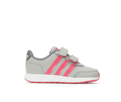 Girls' Adidas Infant VS Switch 2 CMF 3-10 Velcro Athletic Shoes