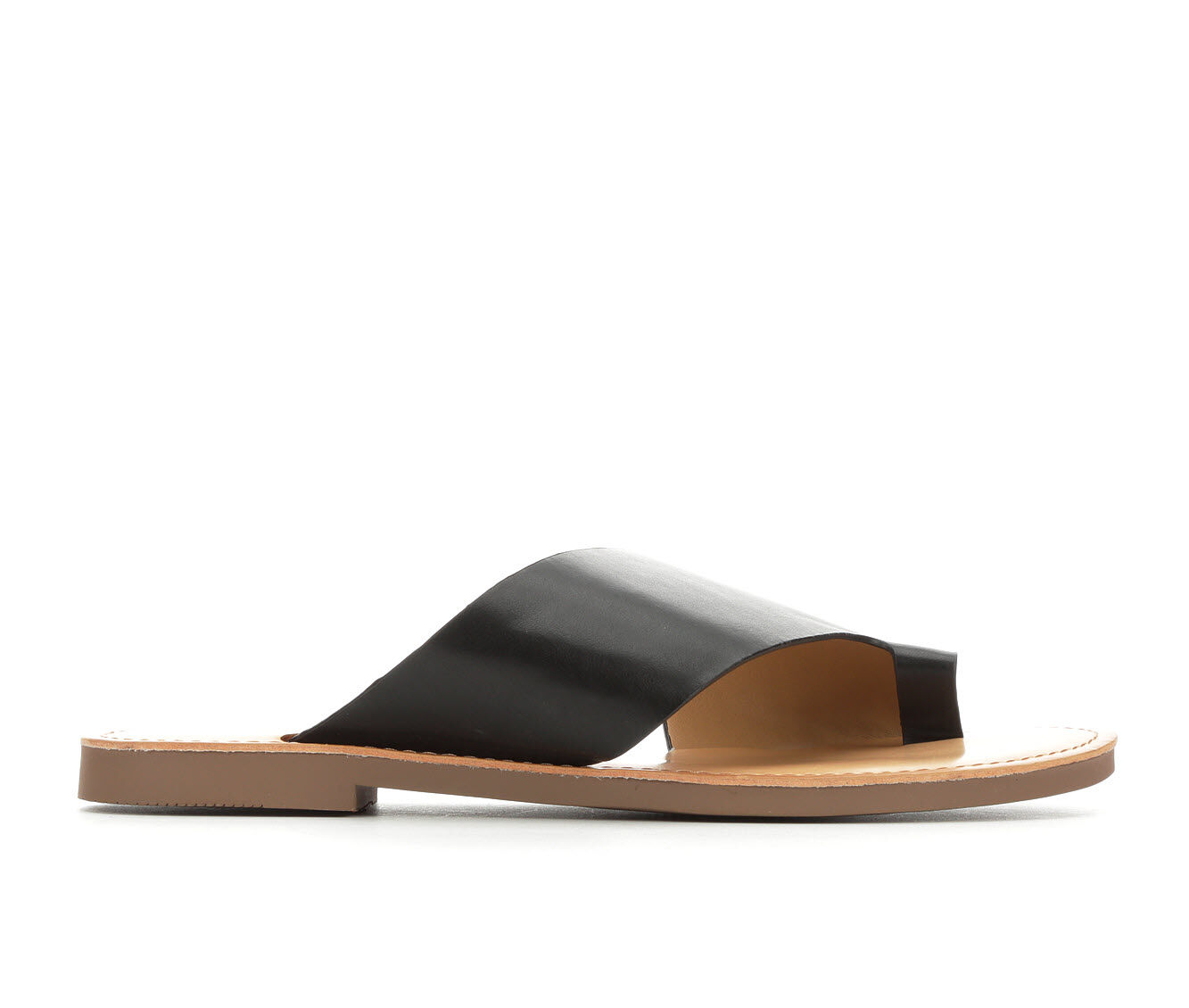 Women's Y-Not Heading Sandals Black Core Pu