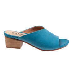 Women's Softwalk Parker Mule Heels