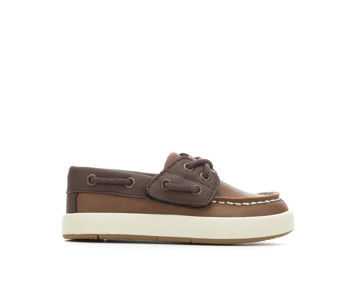 Boys' Sperry Toddler & Little Kid Cruise Boat Jr Boat Shoes