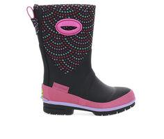 Girls' Western Chief Toddler & Little Kid Mod Dot Rain Boots