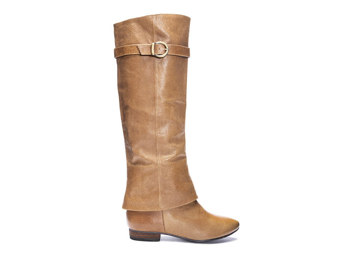 Women's Chinese Laundry Set In Stone Knee High Boots