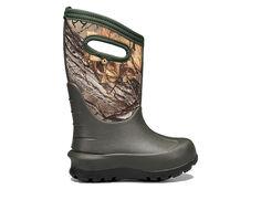 Boys' Bogs Footwear Little Kid & Big Kid Neo Classic Realtree Camo Rain Boots