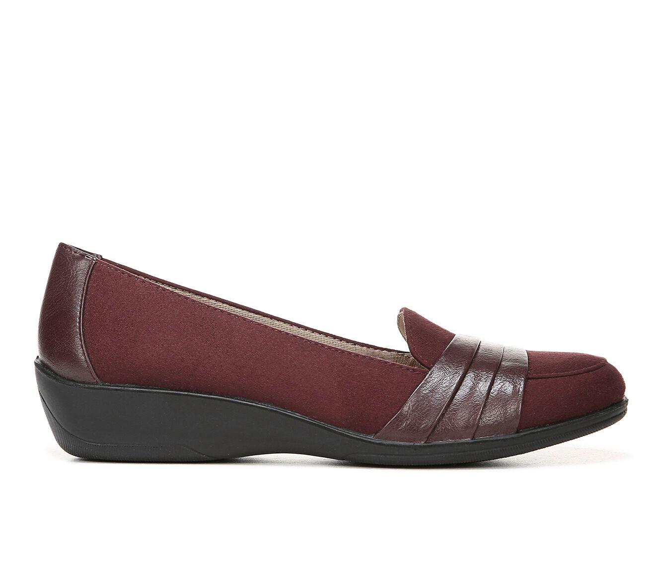 Women's LifeStride Imperia Shoes Pinot Noir