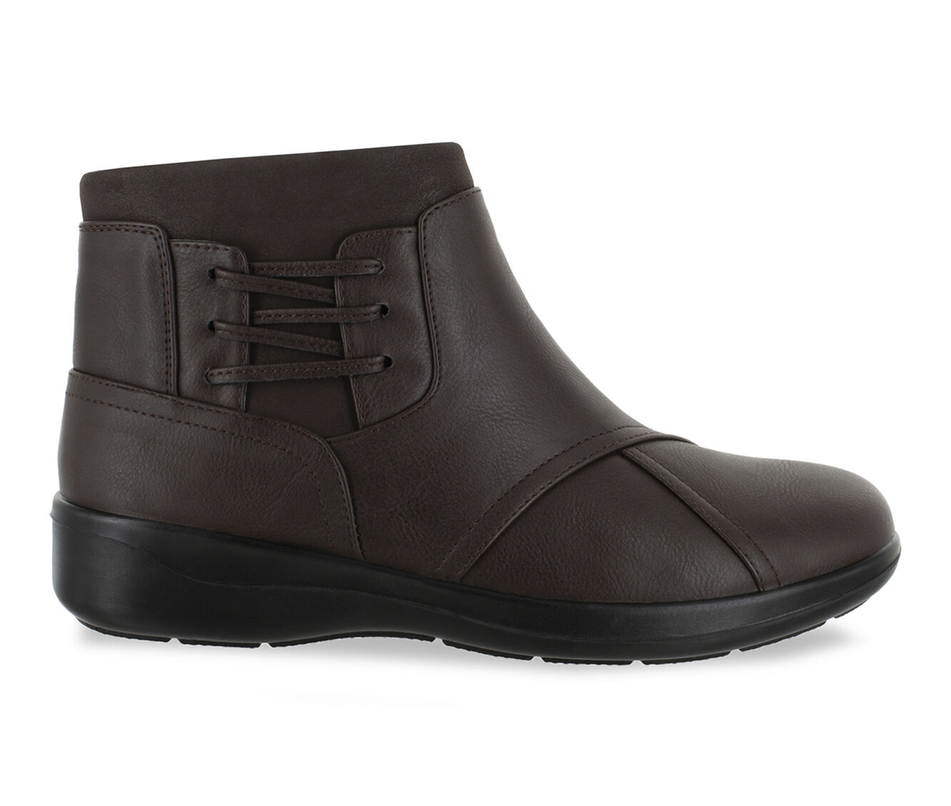 Women's Easy Street Guild Booties Brown