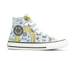 Girls' Converse Little Kid & Big Kid Chuck Taylor Happy Camper Butterfly Sneakers