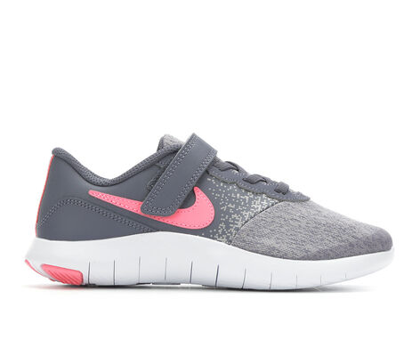 Girls' Nike Flex Contact 10.5-3 G Running Shoes