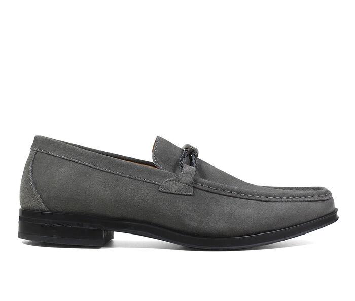 Mens Stacy Adams Neville Suede Moc Slip On Dress Shoes Shoe Carnival