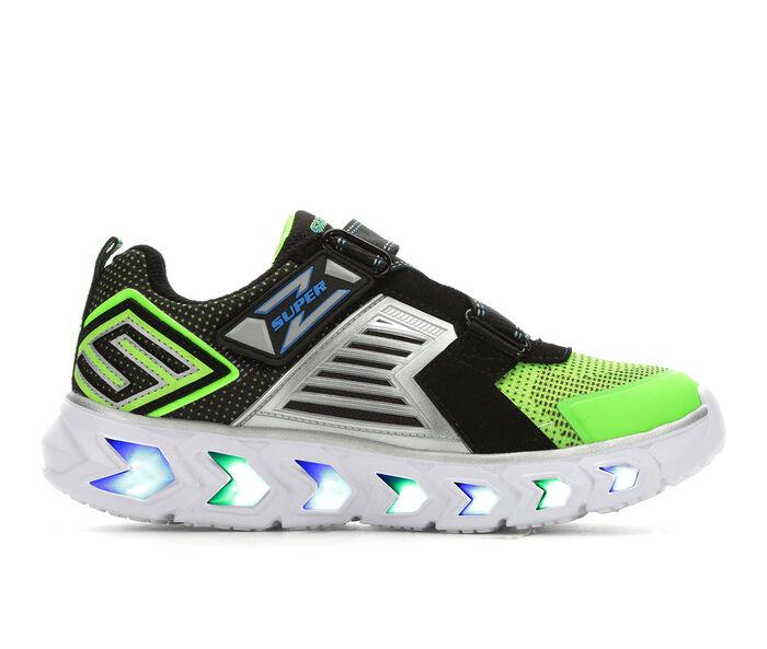 Boys' Skechers Little Kid & Big Kid Hypnoflash 2.0 Rapid Quake Light-Up Sneakers