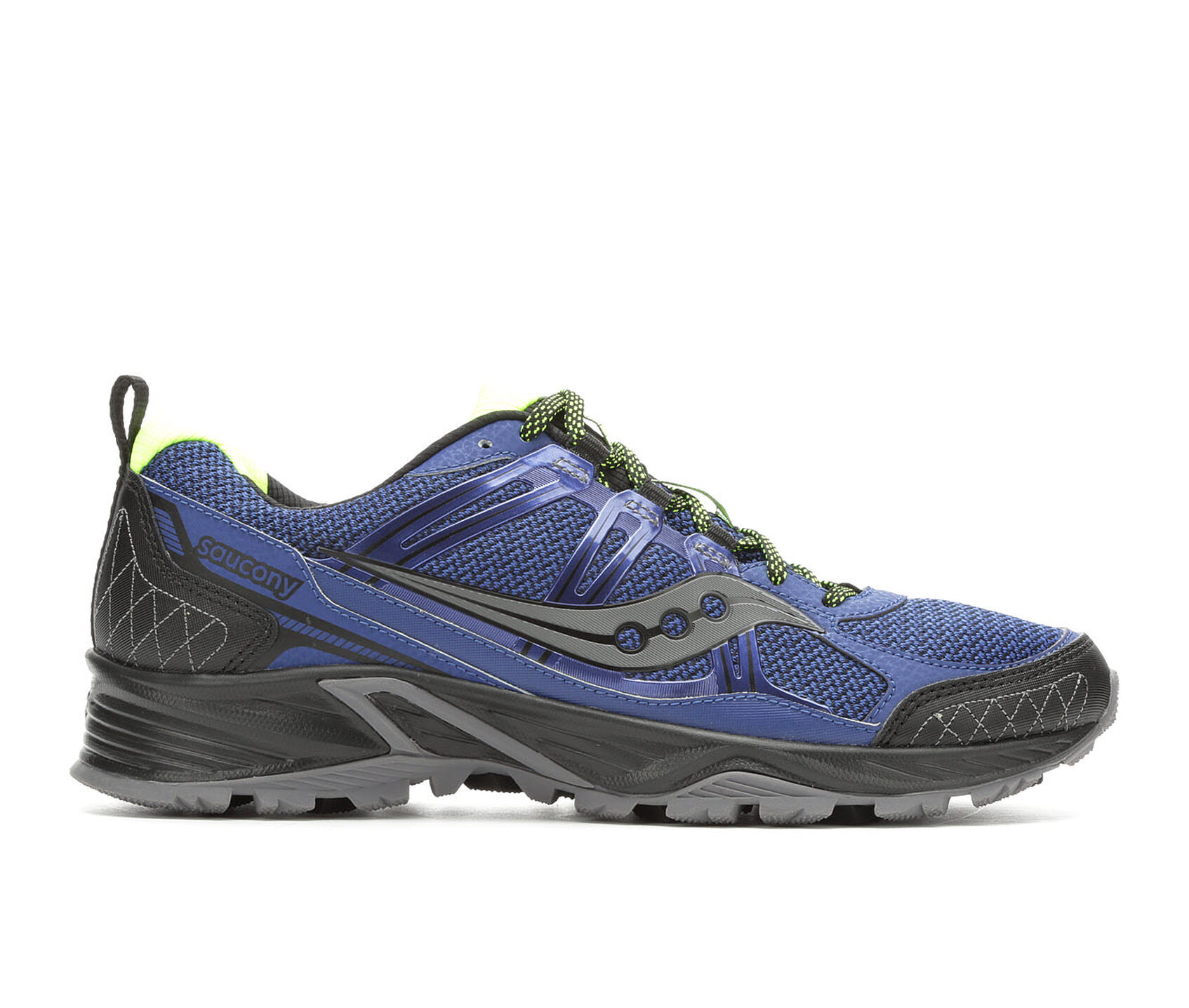 Men's Saucony Grid Eclipse TR 4 Trail Running Shoes | Shoe Carnival