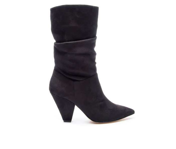 Women's Chinese Laundry Rosa Ruched Mid Boots