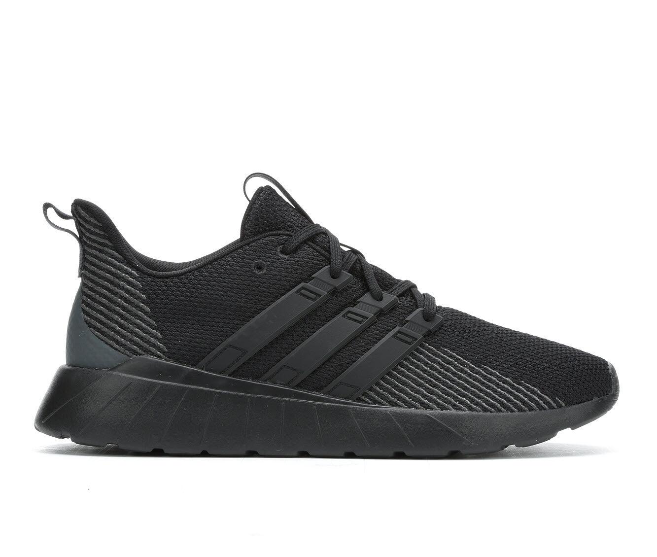 Men's Adidas Questar Flow Running Shoes Blk/Blk/Blk