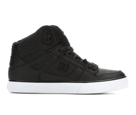 Men's DC Pure High WC TX SE Skate Shoes