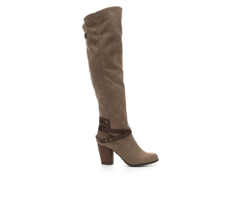 Women's Madden Girl Dutchyy Over-The-Knee Boots