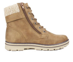 Women's Cliffs Kelsie Lace-Up Booties