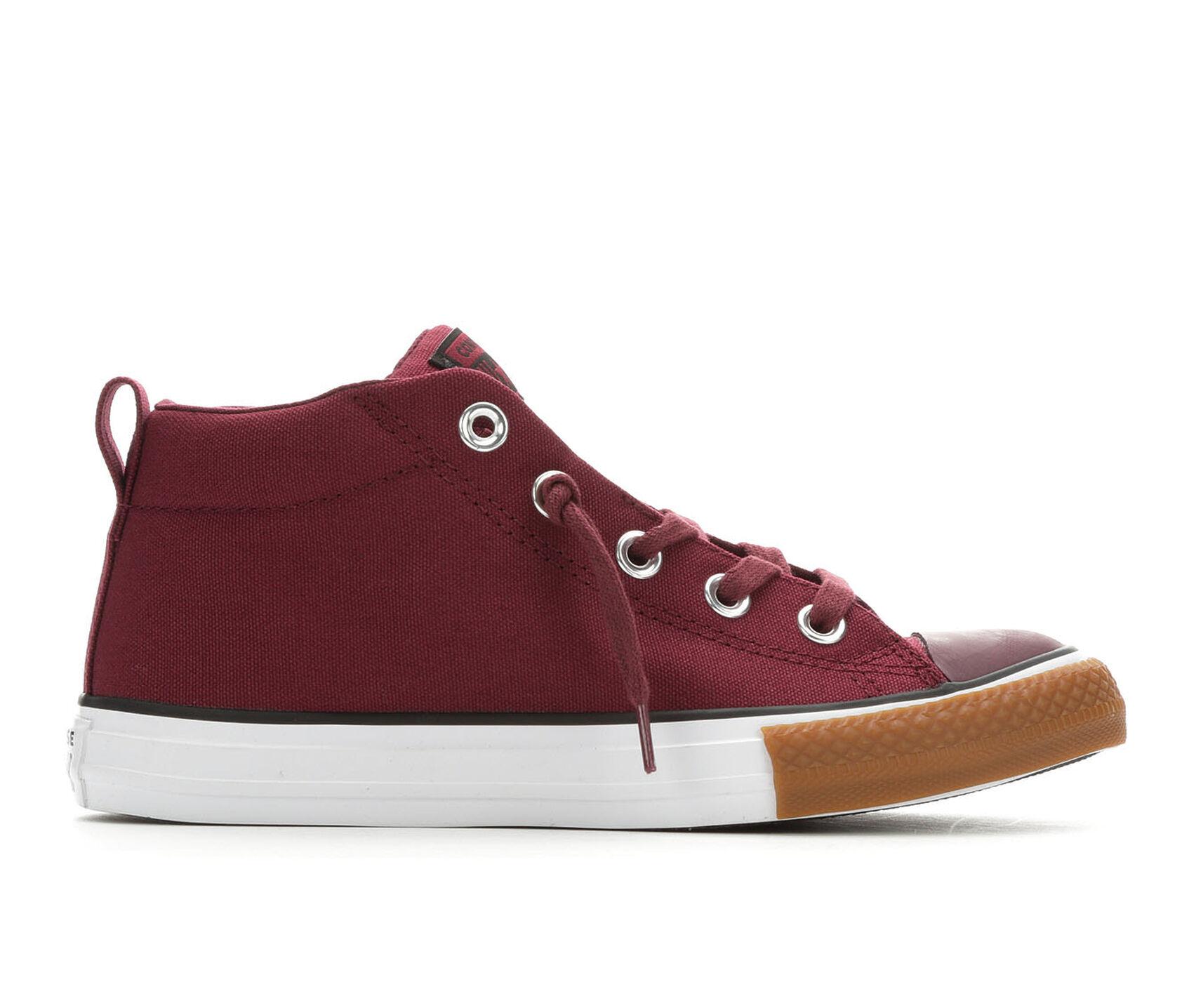 Boys  Converse Little Kid   Big Kid CTAS Street Mid Gum Sneakers ... 9614920fc