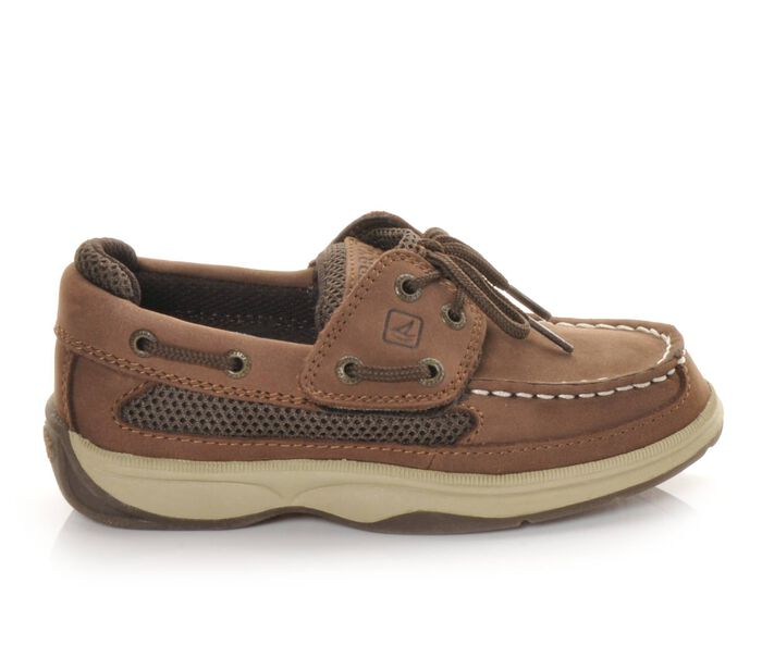 Boys' Sperry Toddler & Little Kid Lanyard Boat Shoes