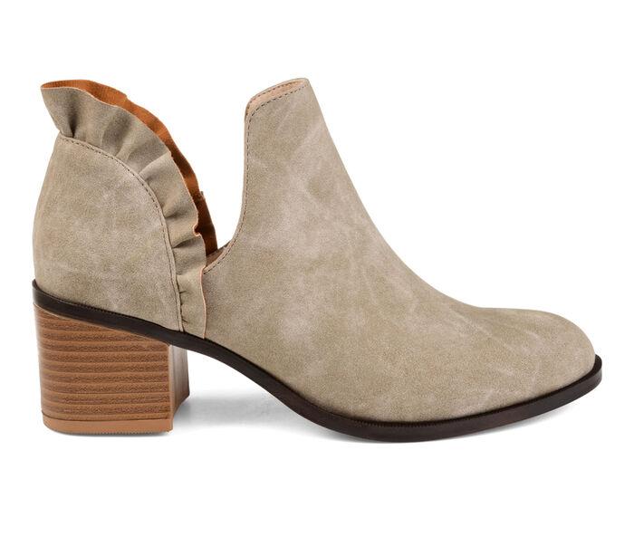 Women's Journee Collection Lennie Side Slit Booties
