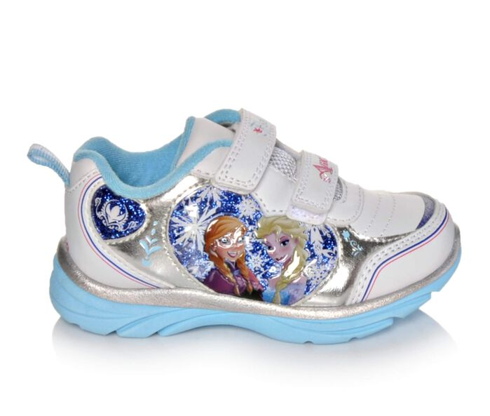 Girls' Disney Infant Frozen 3 7-12 Light-Up Shoes