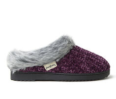 Dearfoams Chenille Knit Clog