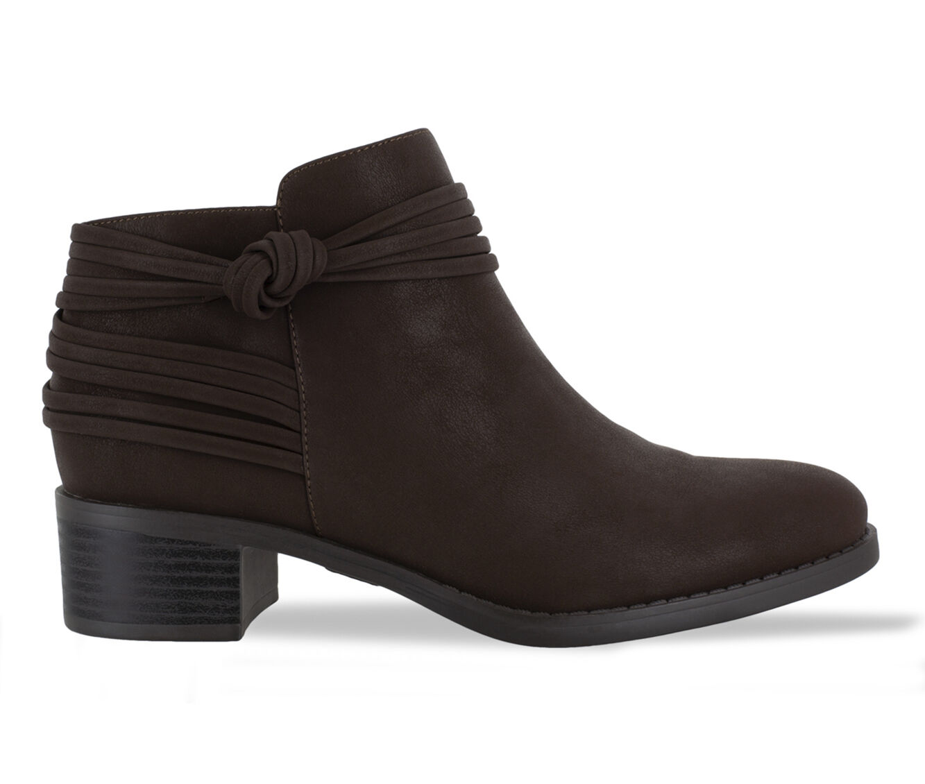 purchase cheap Women's Easy Street Wylie Booties Brown